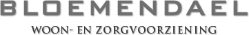 Logo Bloemendaal woon- en zorgvoorziening